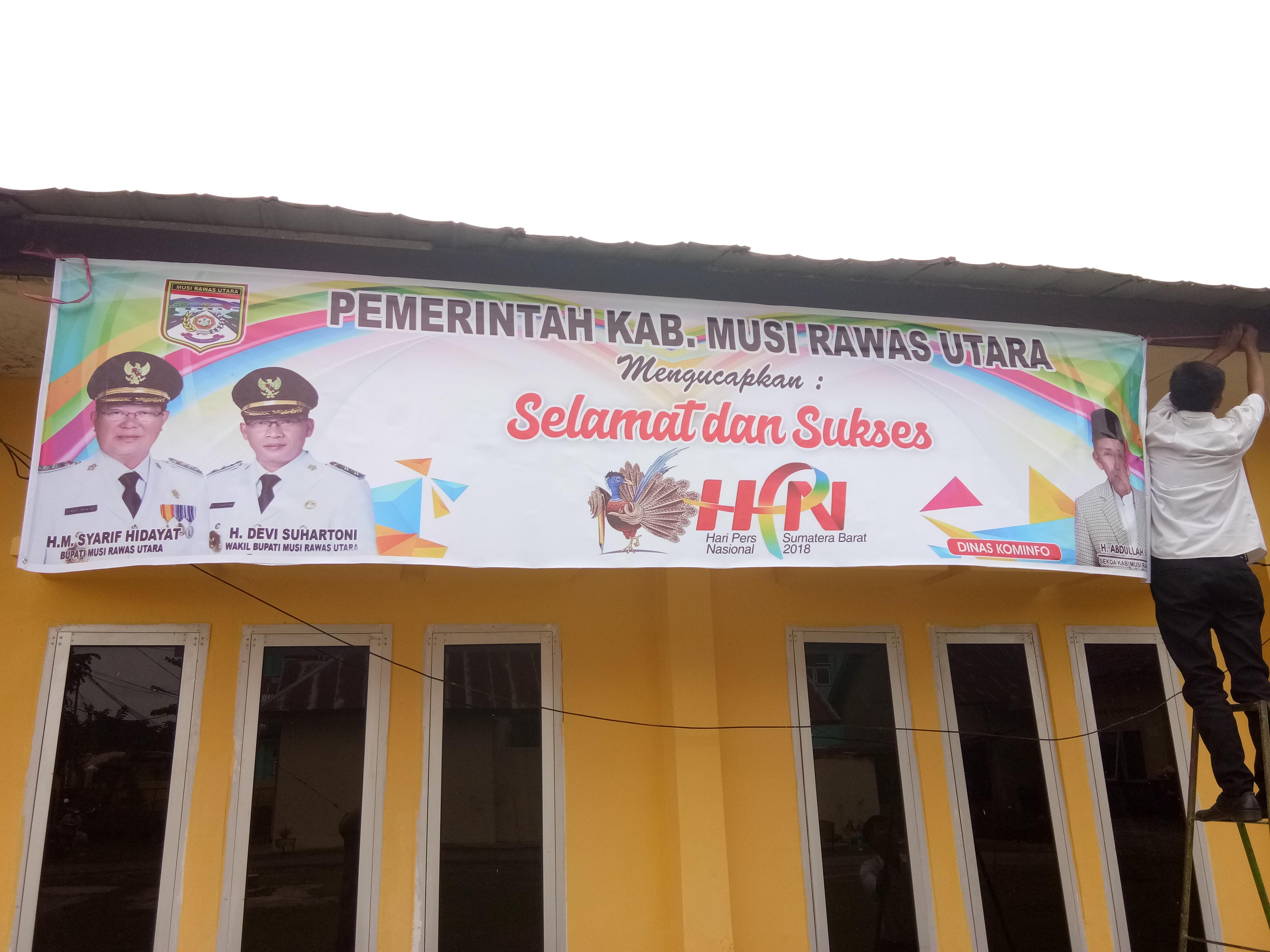 Kominfo Meriahkan Hari Pers Nasional