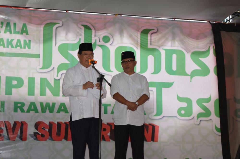 Istiqhosah dan Tasyakuran 1 (satu) tahun kepemimpinan Bupati dan Wakil Bupati