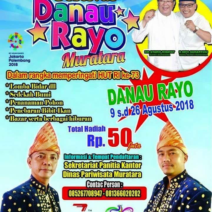 Festival Danau Raya