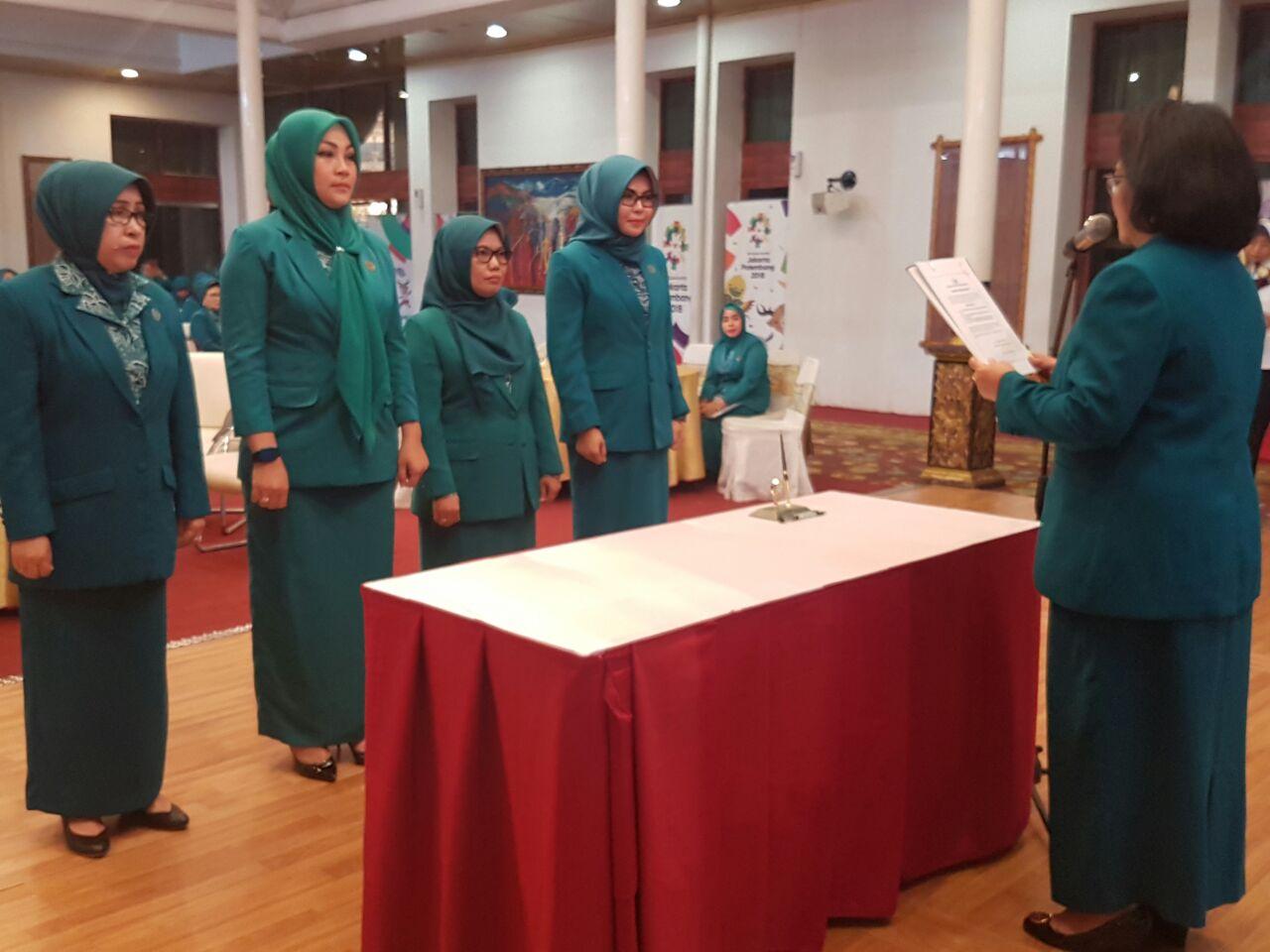 Ny. Lia Mustika Syarif:  Satu Desa Satu Paud